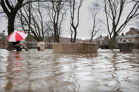 Repeat of last year's flooding misery in York unlikely