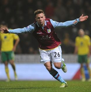 Andreas Weimann is Aston Villa's second top scorer this season with nine goals