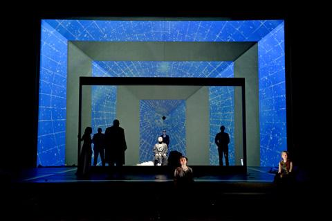Opera North in La Clemenza di Tito