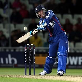 Jos Buttler struck six fours and three sixes in his half-century