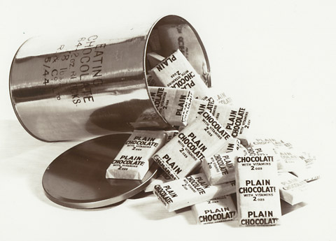 60 years ago today marked the end of sweet rationing