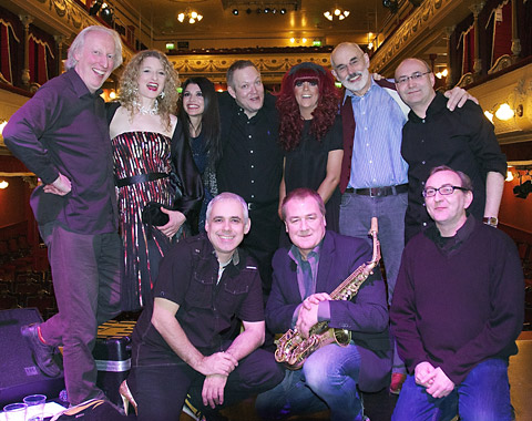 Big gig raises £6k for cancer charity