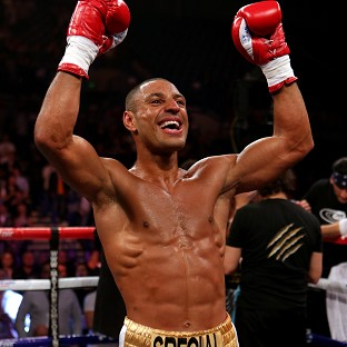 Kell Brook, pictured, was supposed to fight Devon Alexander until the latter suffered an injury