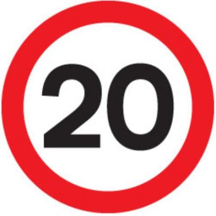 Villagers' 20mph petition sent to Whitehall
