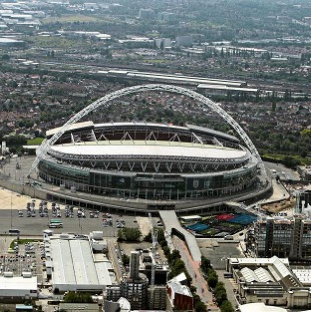 Wembley will host the 2013 Champions League final