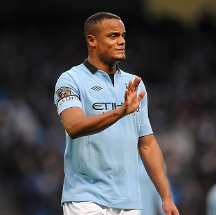 Vincent Kompany is closing in on a return to fitness