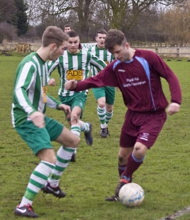 King William on a North Riding County Cup quest