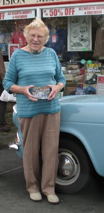 Search for 91-year-old woman missing from near York