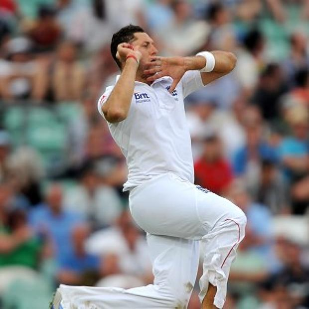 Tim Bresnan could be back for the first Test against New Zealand in May