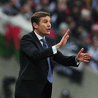 Phil Parkinson admitted his side could not compete with Swansea's quality