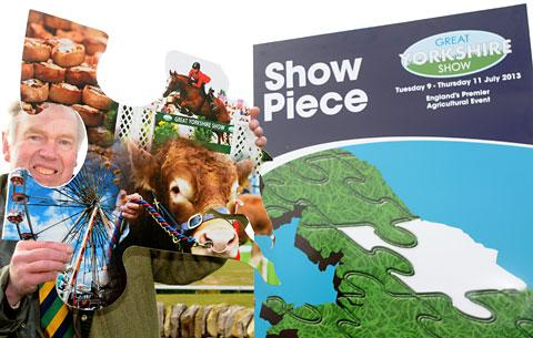 Great Yorkshire Show director Bill Cowling outlines plans for this year's  event