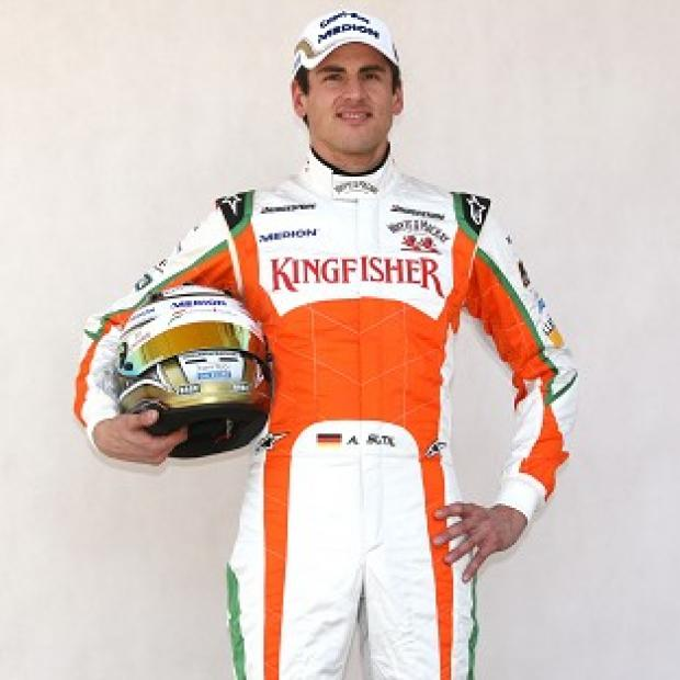 Adrian Sutil wants podium finishes now he has returned to Force India