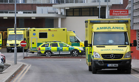 Hospital loses £8.5m in NHS fines