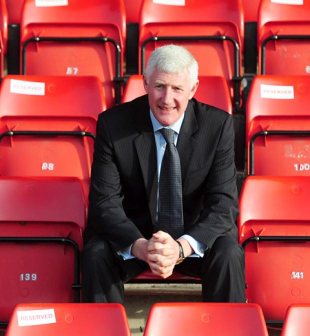 Nigel Worthington takes charge of his first York City game tomorrow