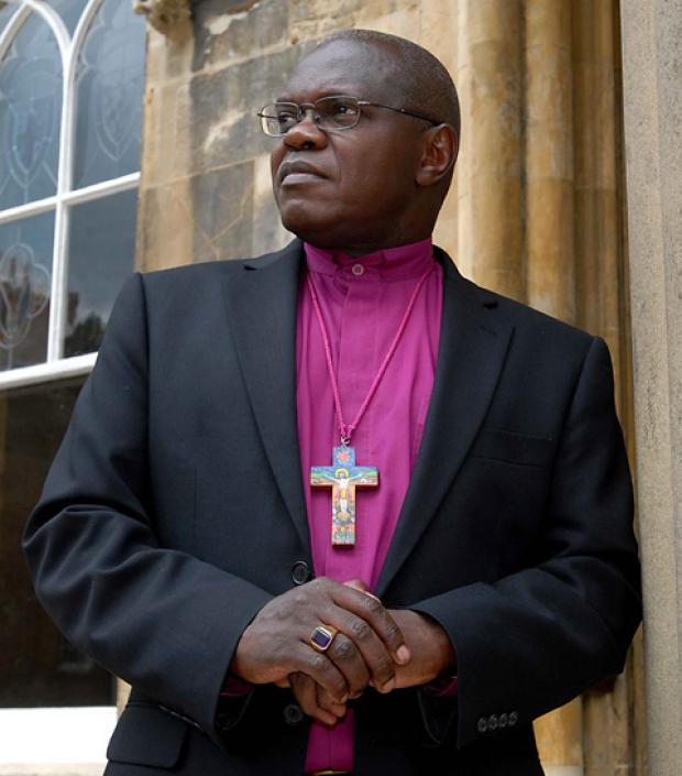 Dr John Sentamu, who was sponsor of the Fairness Commission in York