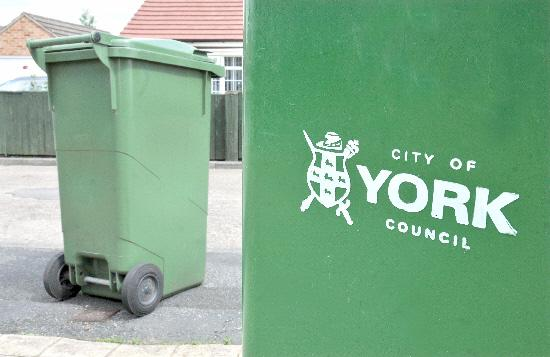 York residents could face new bin charges