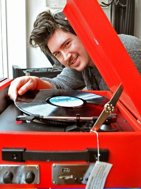 Vinyl turns out to be a sound investment | York Press