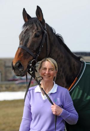 Bingley trainer Sue Smith