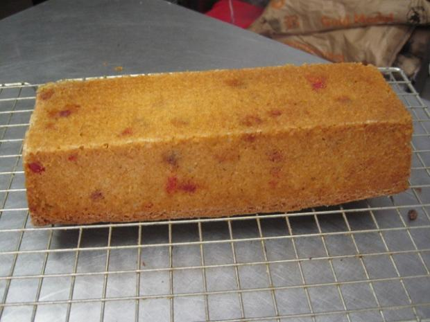 York Press: Cherry & Coconut Cake