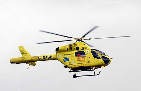 Yorkshire Air Ambulance has been granted a