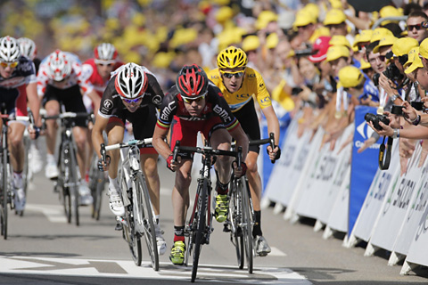 How businesses can make the most of the Tour de France