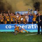 Castleford Tigers, the last team to enjoy the thrill of promotion to rugby league's top table, in 2007