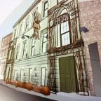 An artist's impression of how the new Banyan York bar and restaurant will look at the site of the 161-year-old chapel in Little Stonegate