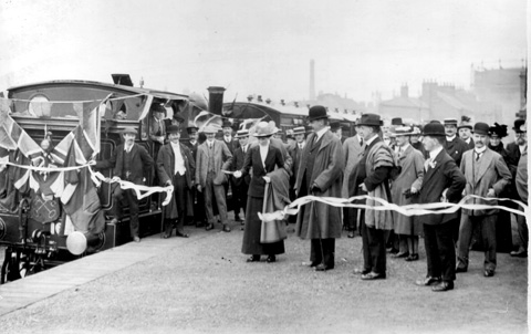 Derwent Valley Light Railway to celebrate 100th anniversary