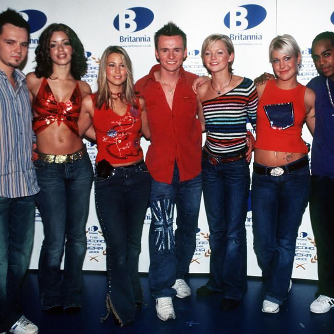 S Club 7 in their heyday