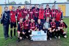 Easingwold Town revel in their win