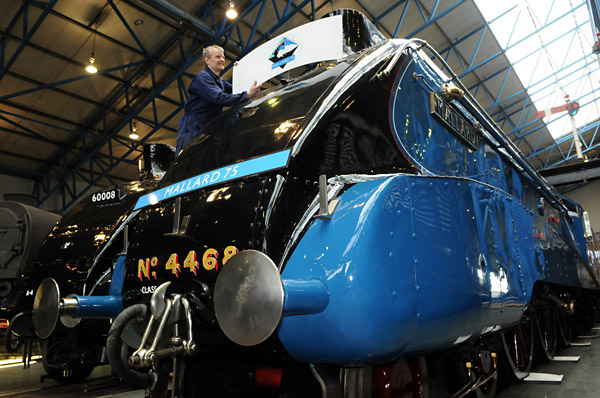 Campaign launched to save York's National Railway Museum from closure