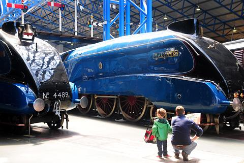 National Railway Museum is among one the top rated tourist sites in the country for disabled access