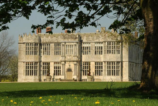 Grade I listed 400-year-old Howsham Hall