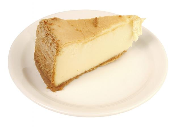 York Press: Lemon cheesecake