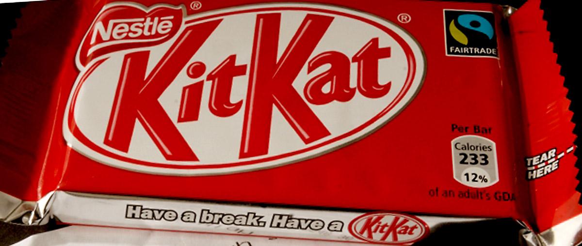 KitKat makers Nestlé lose British trademark battle
