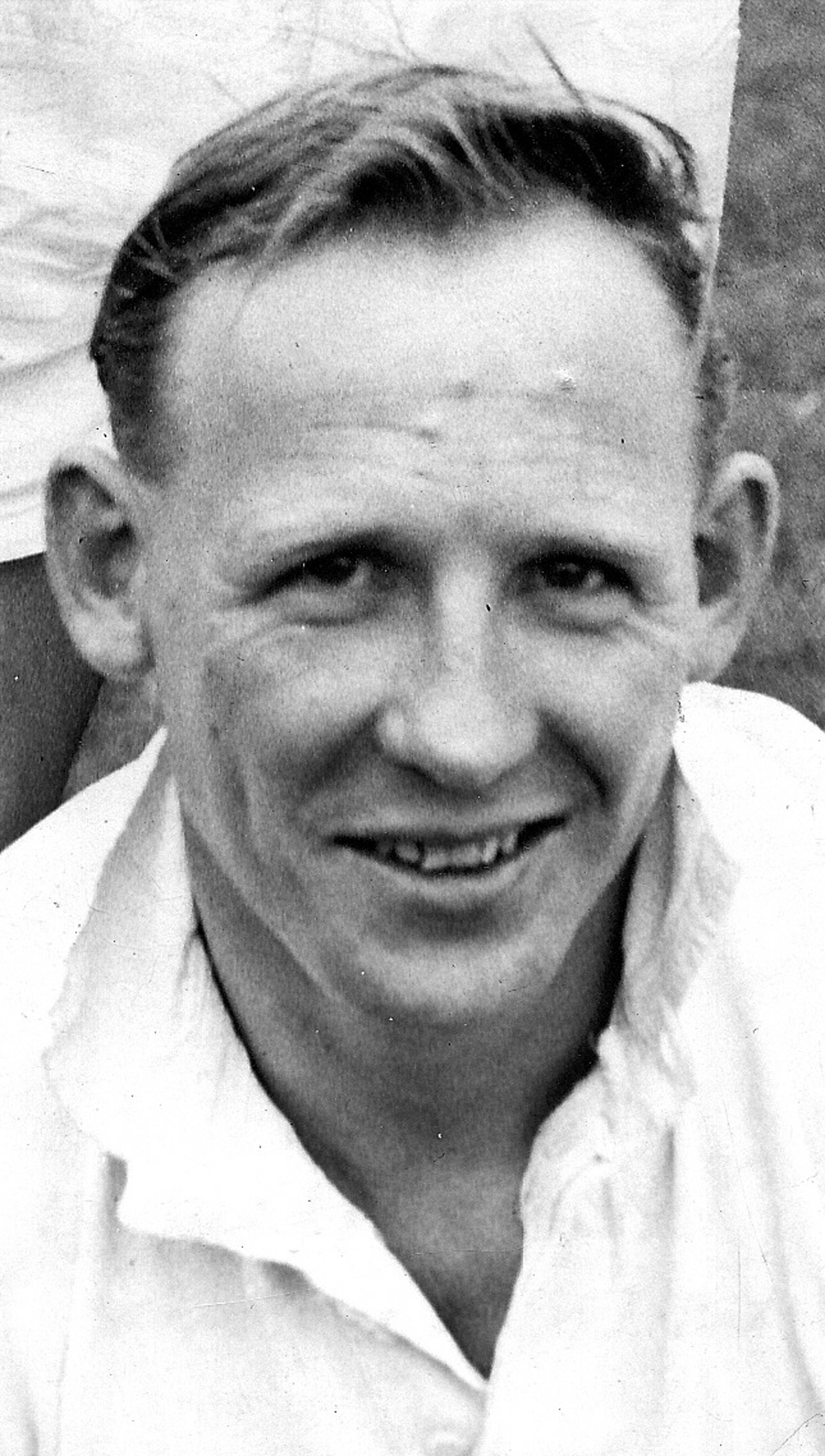 Willie Hargreaves pictured during his playing days in 1962