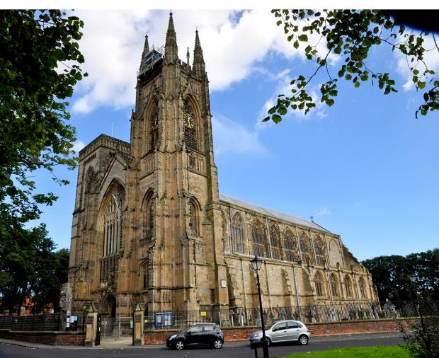 York Press: Bridlington Priory in all its glory