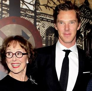Una Stubbs has known Benedict Cumberbatch since he was a child