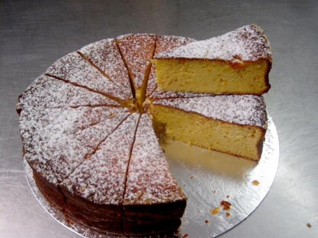 York Press: Delicious Orange & Almond Cake