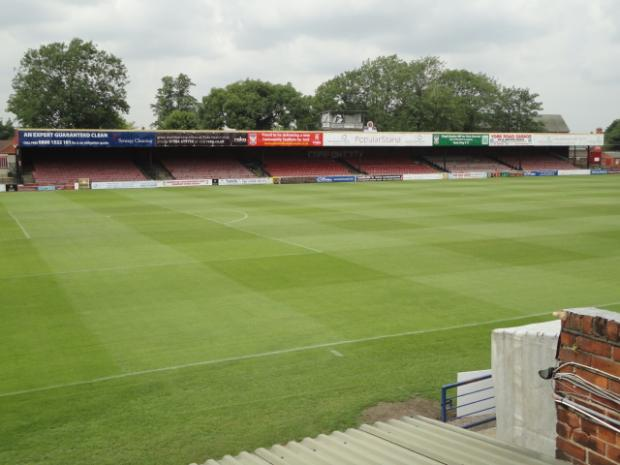 The cost of admission will increase at Bootham Crescent next season