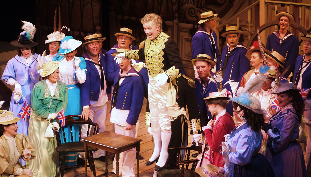 G&S Opera Company  in HMS Pinafore