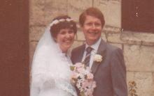 Annette and Andy Heppell