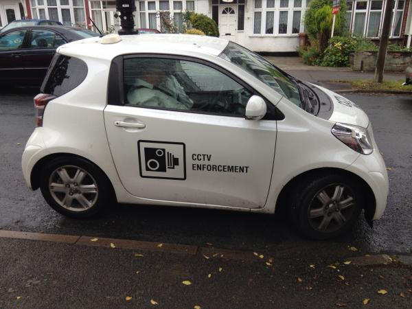 CCTV cars have been used by many councils to enforce parking restrictions