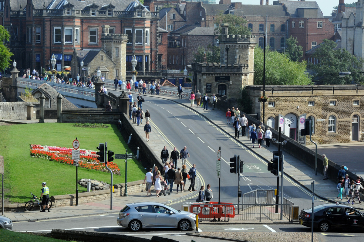 York traffic schemes haven't been good enough, says council leader