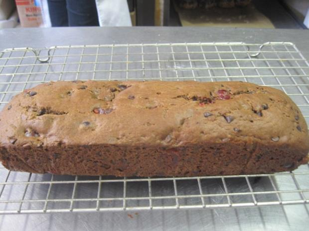 York Press: Cherry and chocolate cake