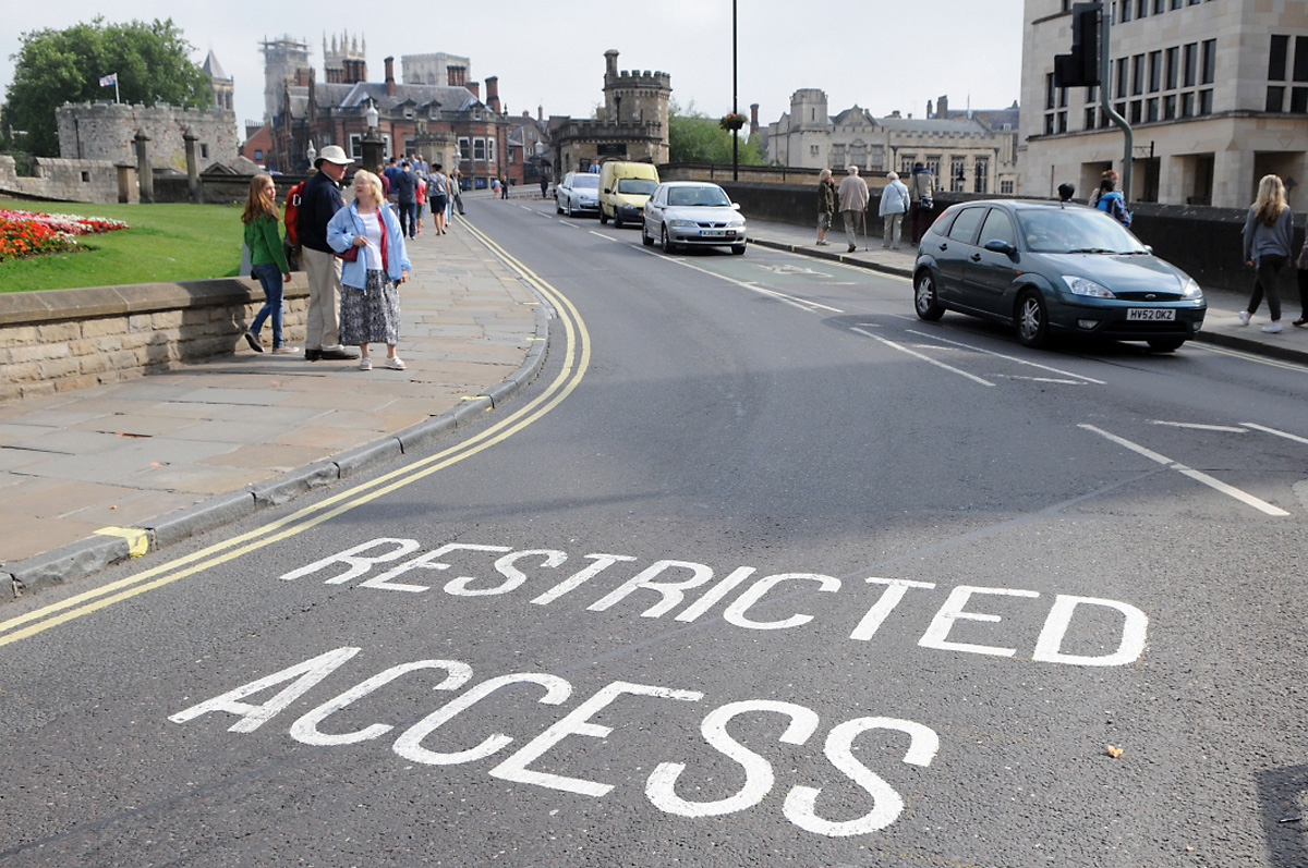 Lendal Bridge fines could have sent motorists to Northampton - councillor
