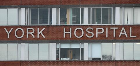 York Hospital in top 40 for 12th year running