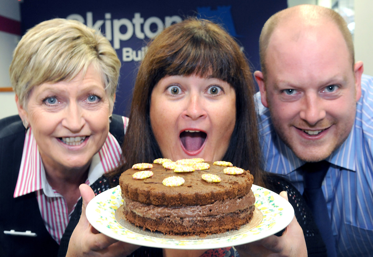 Yorkshire brews up for The World's Biggest Coffee Morning
