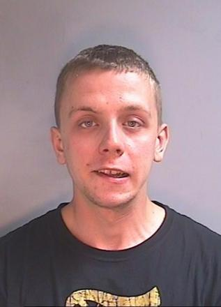 Adam James Noble, one of the men jailed