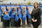 Cath Precious, the new head teacher at Tang Hall Primary School
